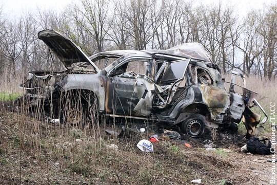 Убийство наблюдателя ОБСЕ предвещает ввод «полицейской миссии» в Донбасс