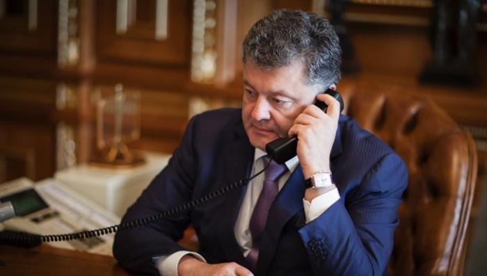 После убийства сотрудника ОБСЕ Порошенко предложил Тиллерсону обсудить ввод войск в Донбасс