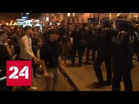 Франция, выборы: Ле Пен против Макрона, на улицах бушует толпа