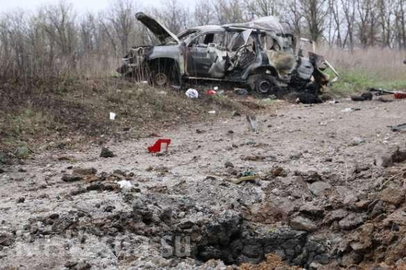 ЛНР: установлена ДРГ карателей из ВСУ, взорвавшая автомобиль ОБСЕ | Русская весна