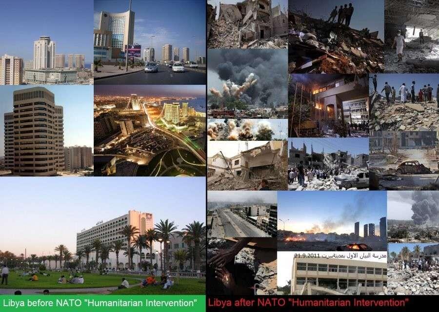 Работорговля в Ливии налажена совместными усилиями Европы и США налажена совместными усилиями Европы и США