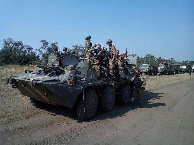 79-я аэромобильная бригада отказалась подчиняться киевской хунте