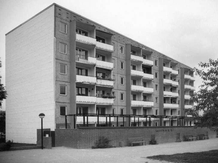 Как в Германии реконструируют старые панельные хрущёвки