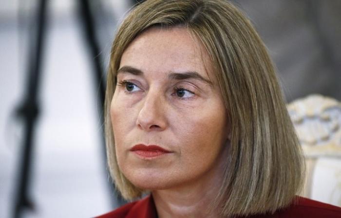 Могерини: Евросоюз хотел бы вернуться к стратегическому сотрудничеству с Россией