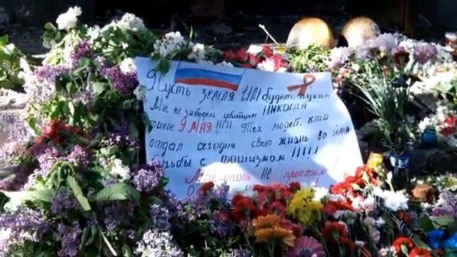 В Мариуполе готовят провокацию с сакральной жертвой «онижедетей»
