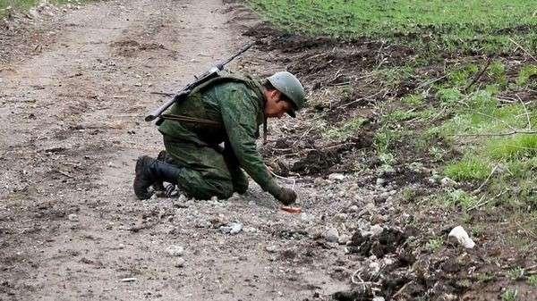 В ЛНР на месте подрыва автомобиля ОБСЕ обнаружены следы украинских диверсантов