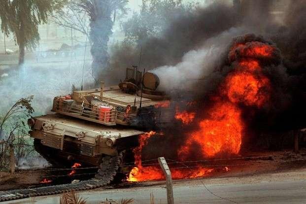Сирия: Мосул стал очередным грандиозным позором американской военной махины