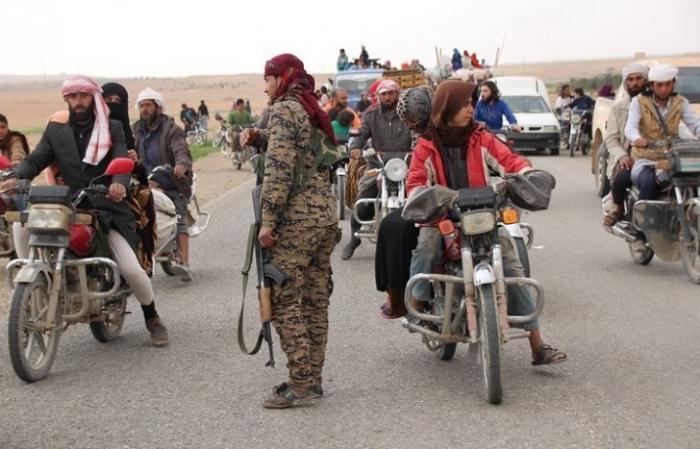 Сирия: ООН сообщила о десятках мирных жертв авиаударов американских бандитов