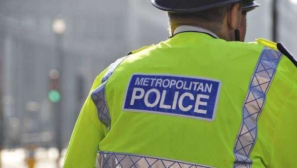 Лондонская полиция, архивное фото