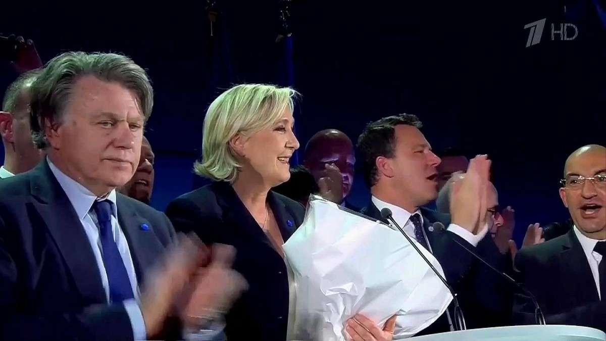 Во Франции объявлены окончательные результаты первого тура выборов