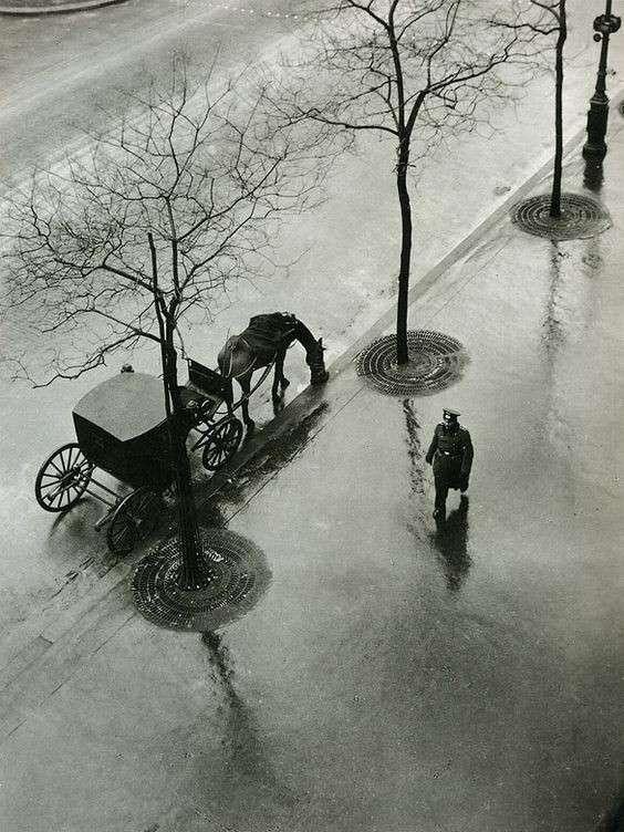 Лови момент, или подборка потрясающих черно-белых фотографий