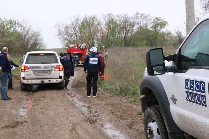 Подрыв автомобиля ОБСЕ в ЛНР: когда вовремя гибнет американец. Ростислав Ищенко