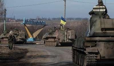 Каратели ВСУ по всей линии фронта готовятся к наступлению