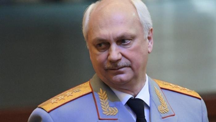 Совет Федерации освободил Сергея Фридинского от должности главного военного прокурора