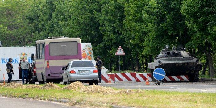 На Украине объявляют мобилизацию автомобилей