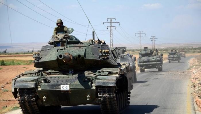 Сирия: начались бои между курдами и турецкой армией