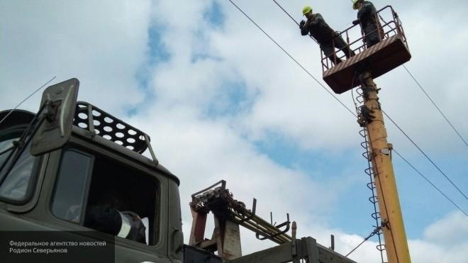 Зачем Киевская хунта отключила электричество в ЛНР. Ростислав Ищенко
