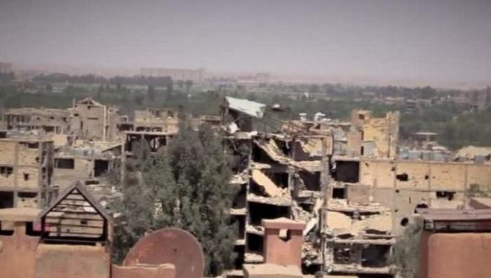 Сирия: бои за Дейр-эз-Зор. Эксклюзивный репортаж Евгения Поддубного