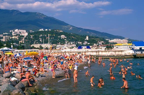 Россиянам, которые отдыхают на наших курортах, компенсируют путевки