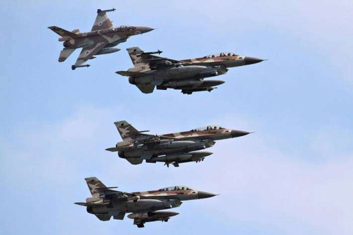 Израильские террористы разбомбили международный аэропорт в Сирии