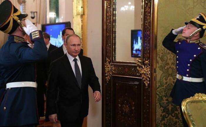 В Кремле проходит встреча Владимира Путина с Премьер-министром Японии Синдзо Абэ