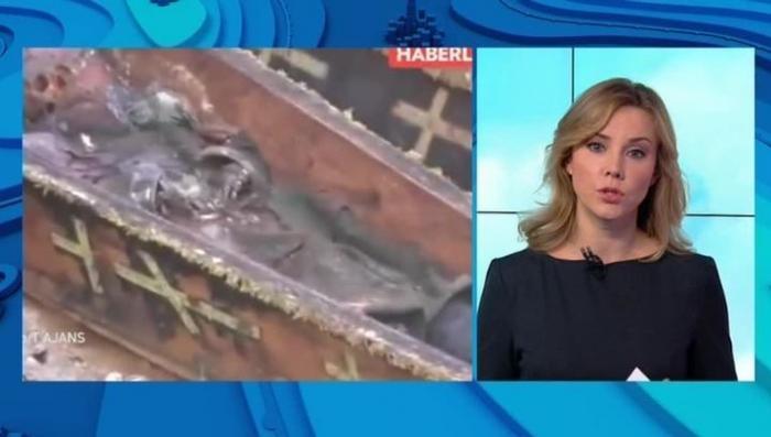 В Турции обнаружен гроб с русским генералом