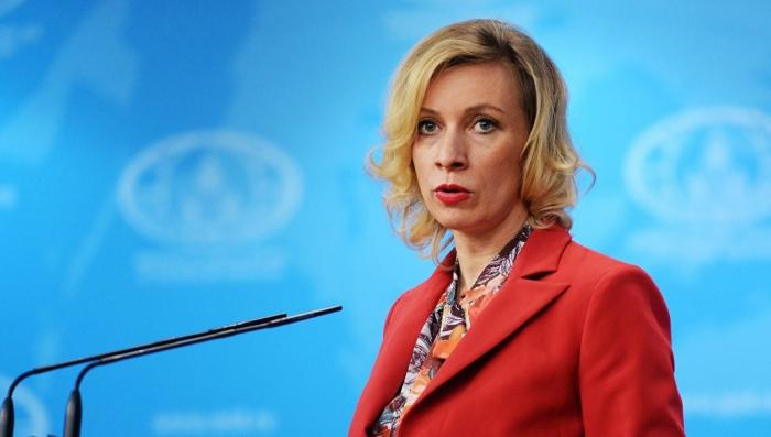 Мария Захарова осадила американскую журналистку после слов о «режиме» в России
