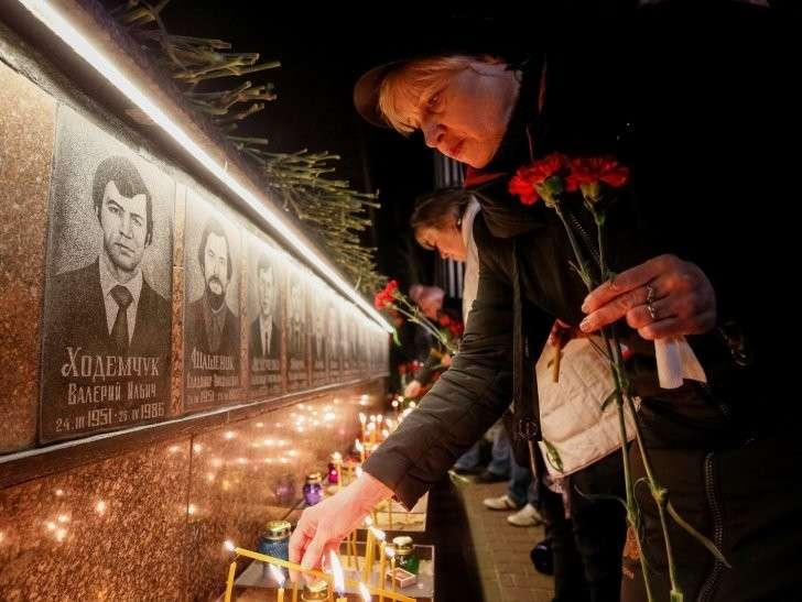 Украина и Белоруссия: о чём договорились Лукашенко и Порошенко у чернобыльского реактора?