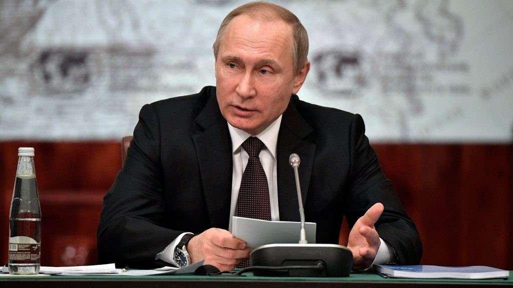 Владимир Владимир Путин рассказал, как стать успешным