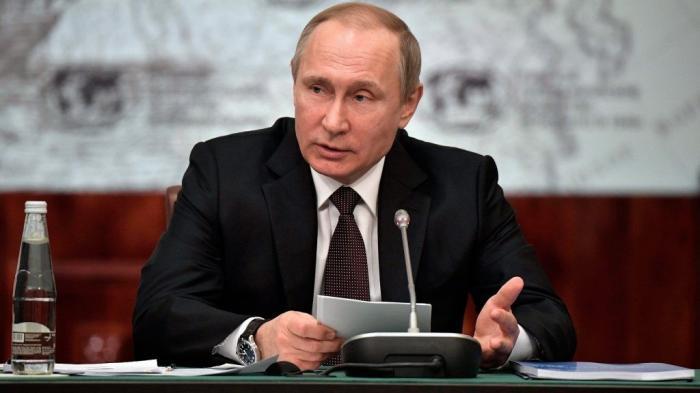 Владимир Путин рассказал, как стать успешным