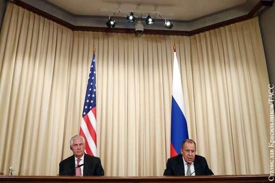 Россия выдержала американский шантаж и провокации
