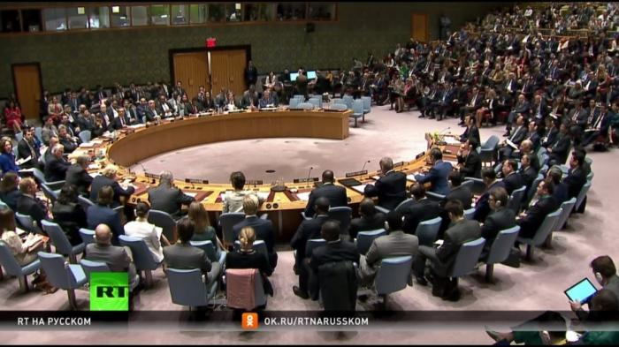 Совбез ООН обеспокоен эскалацией напряжения на северокорейском полуострове