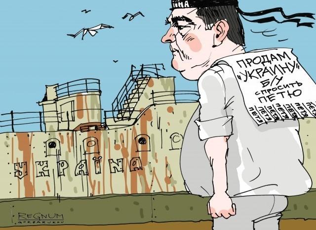 Украина: за землю незалежной грядёт колоссальная драка! – обзор экономики