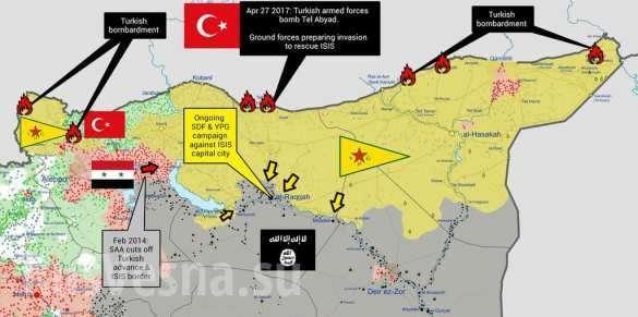 Сирия: Зачем Эрдоган бросает пушечное мясо на захват северных территорий страны | Русская весна