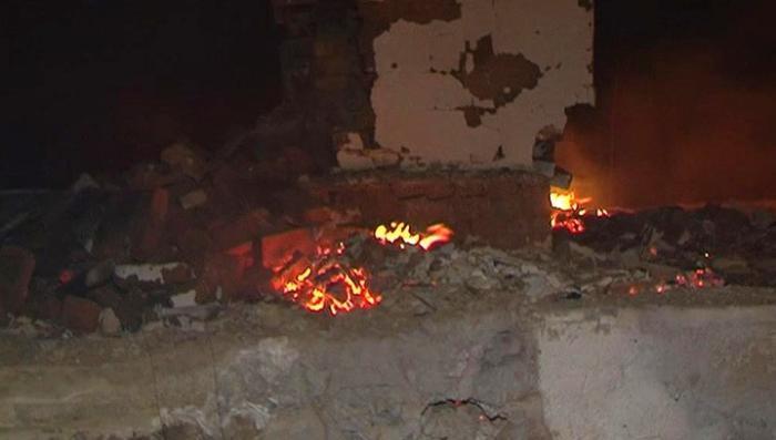 Лесные Пожары: в сибирских селах появились охотники за металлоломом