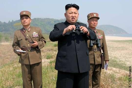 Маленька Корея смело тролит зажравшегося, полудохлого монстра – США