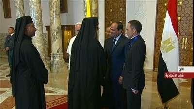 Папа Римский знает, что произойдет в мае: загадочные поступки и слова Папы в Египте