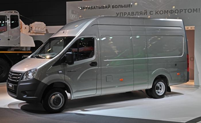 Газель Next стал победителем конкурса «Автомобиль года вРоссии 2017» в номинации «Фургоны»