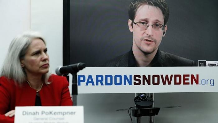 Эдвард Сноуден получил масонскую премию за вклад в защиту свободы слова
