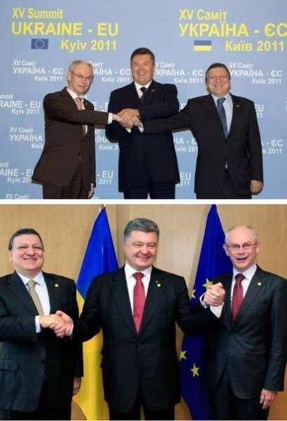 Янукович требует от Евросоюза признать его действующим Президентом!