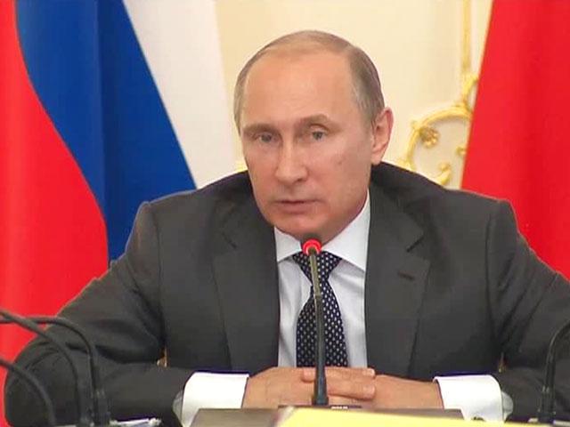 Владимир Путин: западные компании готовы сотрудничать с Россией, несмотря на санкции