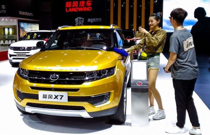 Автомобильный Китай. Чем насмешил Шанхайский автосалон?