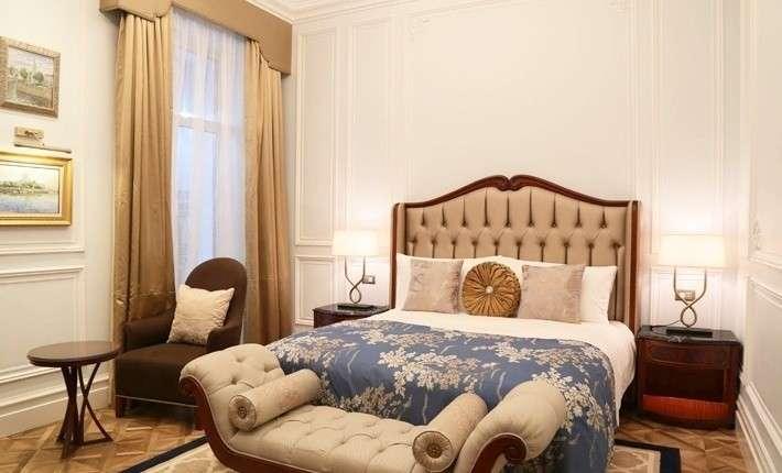 Новая гостиница введена вэксплуатацию вСанкт-Петербурге