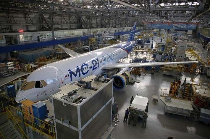 Стартовал процесс сертификации МС-21 вЕвропейском агентстве авиационной безопасности (EASA)