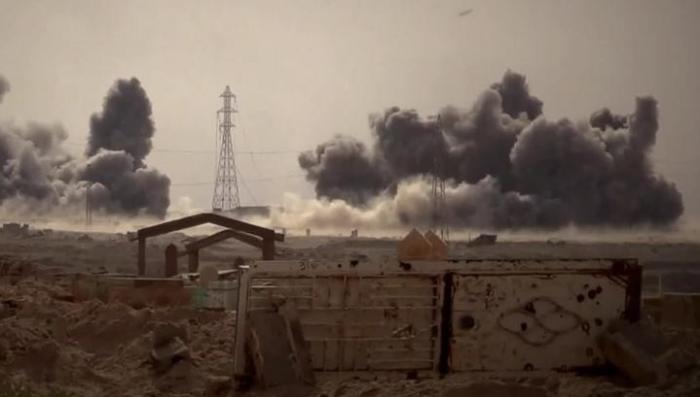 Сирия: схватка за Дейр-эз-Зор. Репортаж Евгения Поддубного