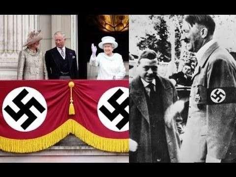 Нацистские связязи британской королевской семьи