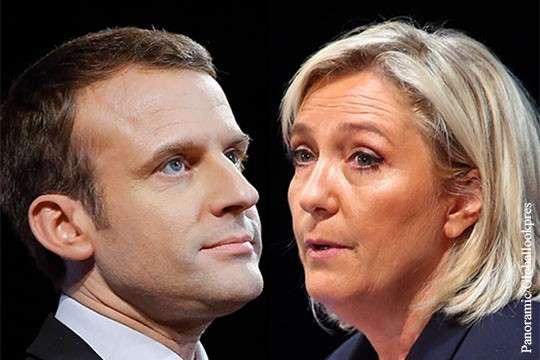 Маленькие победы Ле Пен нервируют Макрона