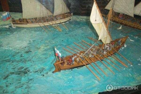 Корабль Петра 1 (Россия, Воронеж) фото