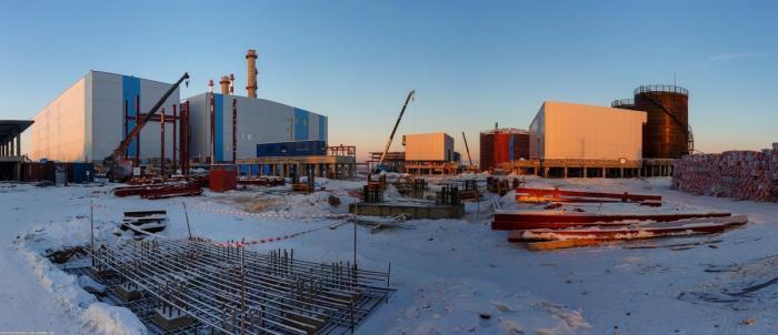 В Якутии завершается строительство новой ГРЭС-2 вРеспублике Саха