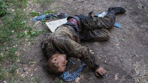 Без вести погибшие - людоедская логика сионистского Киева